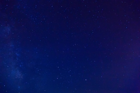 vulpecula: Starry sky. The milky way in the night sky.