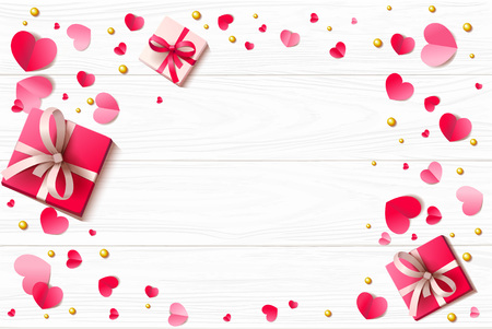 Photorealistic background for cards and invitations