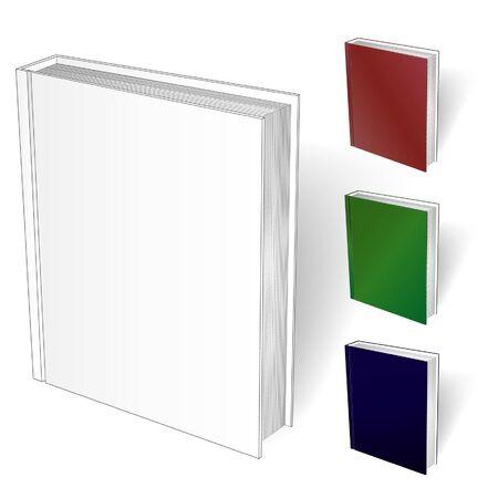 book Stock Vector - 16423575