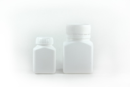 medicine bottle  Stock Photo - 16835207