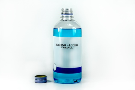 rubbing alcohol Stock Photo - 16835199