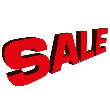 sale logo Stock Vector - 17162934