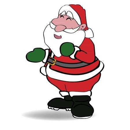 Santa Claus vector Stock Vector - 17162935