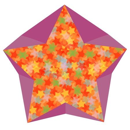 banderole: star symbol