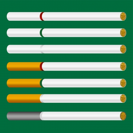 cigarette Vector Stock Vector - 18567889