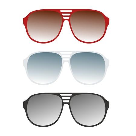 sunglasses illustration Stock Vector - 19279751