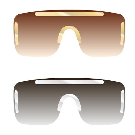 sunglasses illustration Stock Vector - 19279769