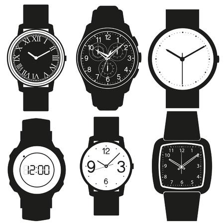 relógio: observar