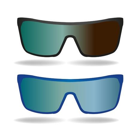 sunglasses fashion  Stock Vector - 19279798