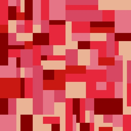 seamless red tone square Rectangle  background