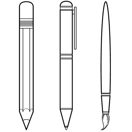 storyboard: stationery writing materials