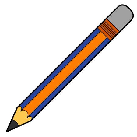 pencil Stock Vector - 21017665