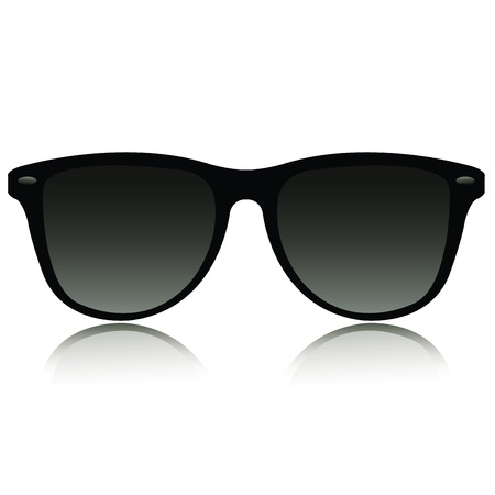 sunglasses vector Stock Vector - 21167673