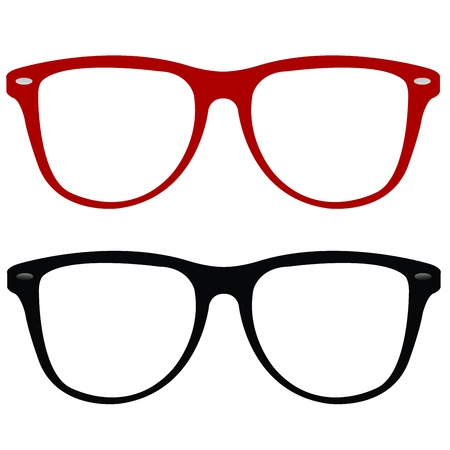 tinted: sunglasses frames vector