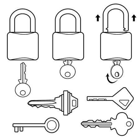 passkey: Key Outline