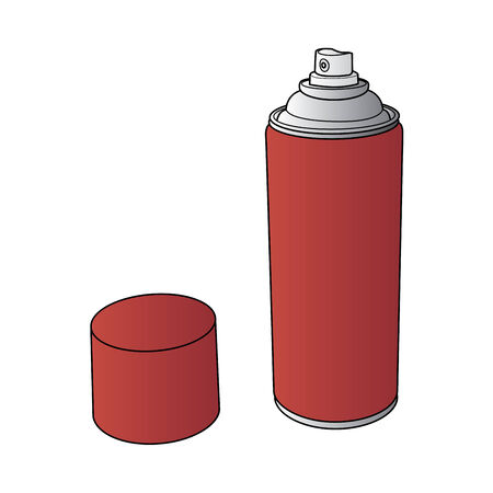 """""""paint can"""": Spray Paint Can"""