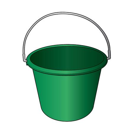 bucket water: cubo de agua