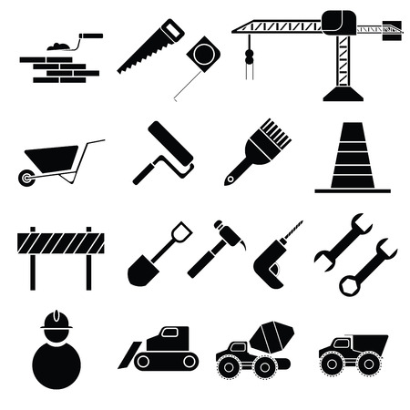 reamer: construction icons