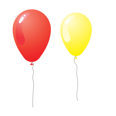 catchy: Balloon Vector Illustration