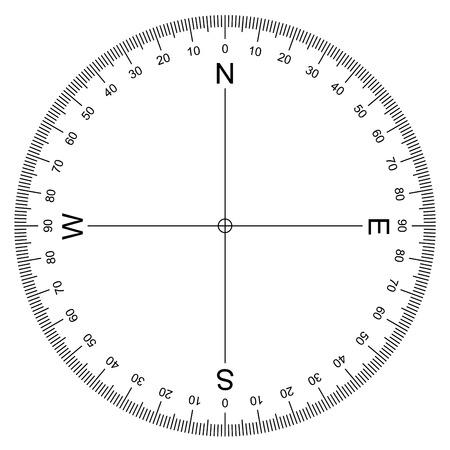 protractor: Compass Protractor