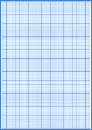 Graph paper coordinate paper grid paper squared paper Illustration