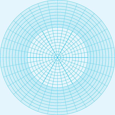 Polar Coordinates vector