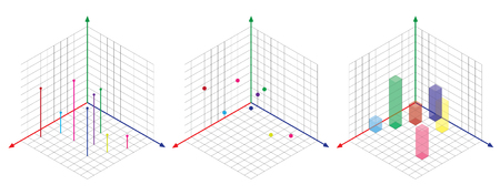 Isometric drawing a thirty degreesangle is applied to its sides. The cube opposite. Isometric Grid vector 版權商用圖片 - 85108078