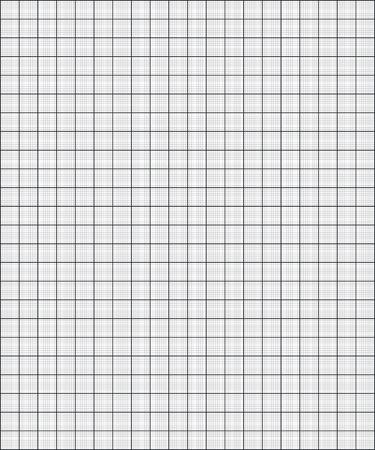 mathematics: Graph paper coordinate paper grid paper squared paper Illustration