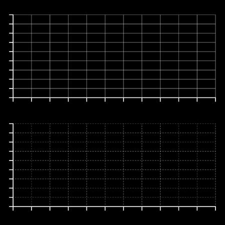 ratings line graph  line chart  graph paper Printable vector illustration Illustration