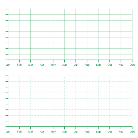 ratings line graph line chart graph paper printable vector royalty