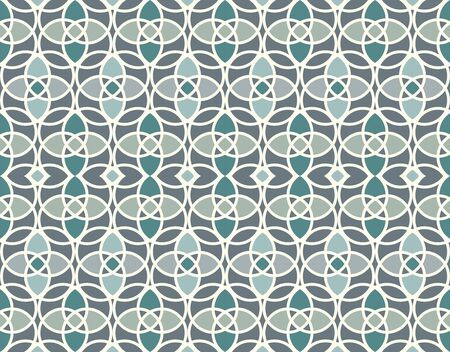 seamless simple oriental pattern background texture seamless pattern vector illustration  イラスト・ベクター素材