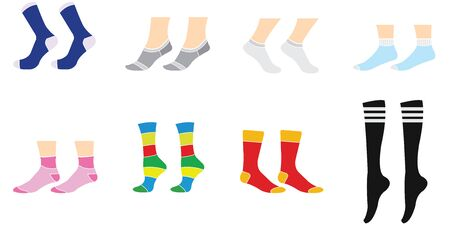 sock clipart sock drawing sock icon symbol isolated on white background vector illustration