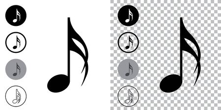 musical symbols , Elements of musical symbols, icons and annotations. music icon