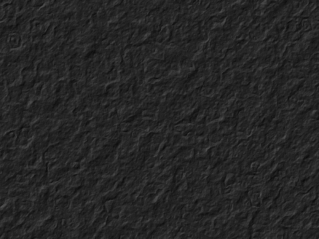 plasterwork: black sandstone texture