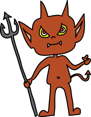 halloween cartoon charactor hand draw Stock Vector - 15772191