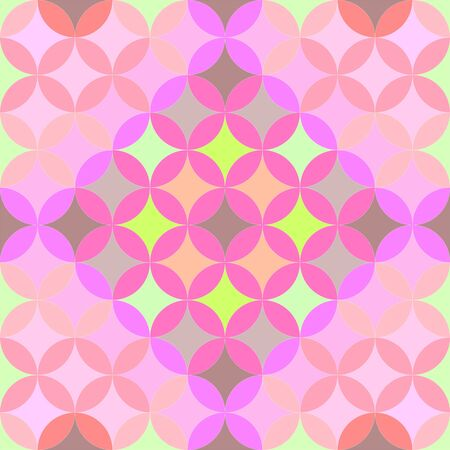 abstract geometric artistic pattern background Vector
