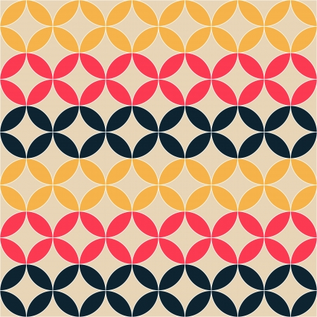abstract geometric artistic pattern background Stock Vector - 17875914