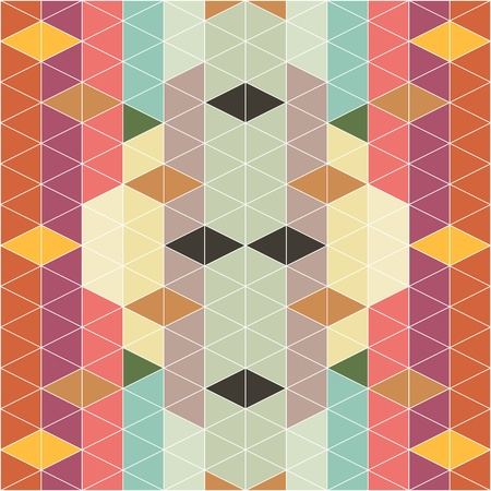 guidelines: vintage art decor pattern illustration design element