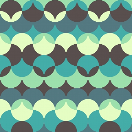 modern art: abstract retro geometric seamless pattern for design