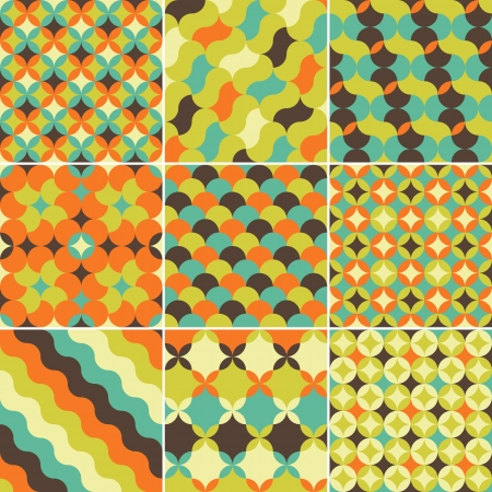 abstract geometric pattern background for design Stock Vector - 22348137