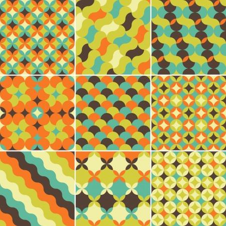 abstract geometrisch patroon achtergrond voor ontwerp