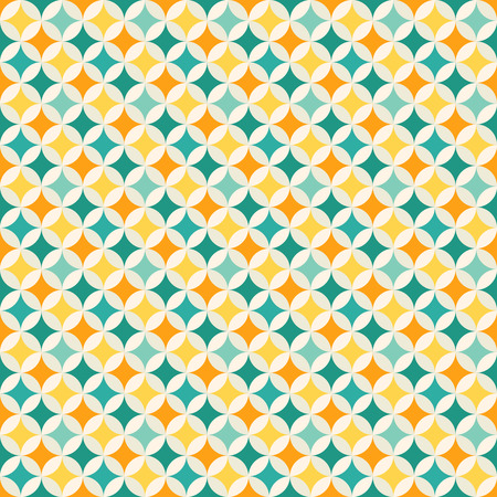 abstract colorful geometric pattern background Ilustrace