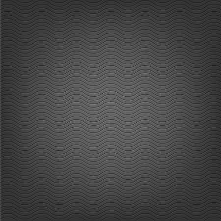 emboss: abstract wave emboss background vector illustration for design Illustration