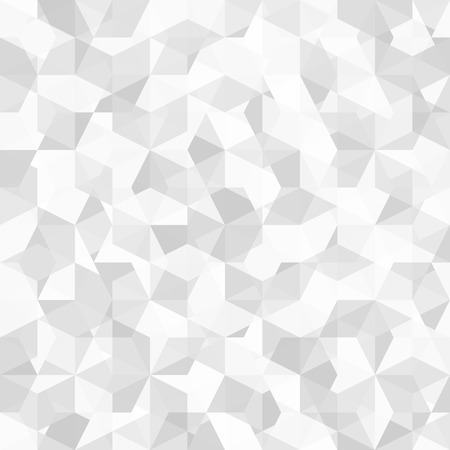 futurism: abstract geometric polygon pattern vector background