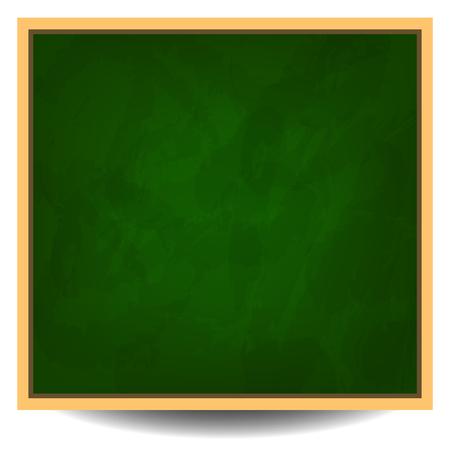 fond de texte: Tableau vert fond illustration vectorielle Illustration