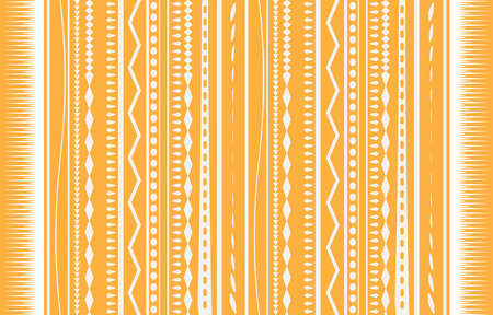 Abstract oriental ethnic pattern traditional background design for wallpaper, fabric, textile, carpet, batik. Embroidery style. Premium Vector illustration.
