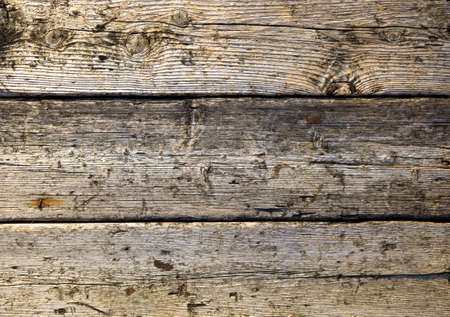 ruined: old wooden planks ruined Stock Photo