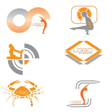 logo elements two