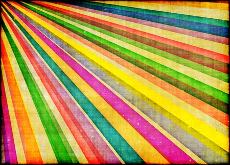 Multicolor Sunbeams grudge background photo