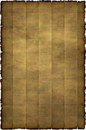 retro backgrounds: Old vintage paper texture or background with traces of folds Stock Photo
